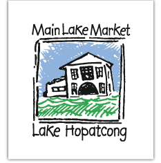 Main Lake Market Logo